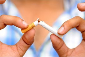 Laser Smoking Cessation Program