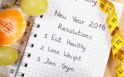 Making a Healthy Plan for the New Year