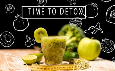 A New Year's Detox & Why It's Beneficial for Your Body