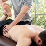 massage therapy chiropractic adjustment feature image