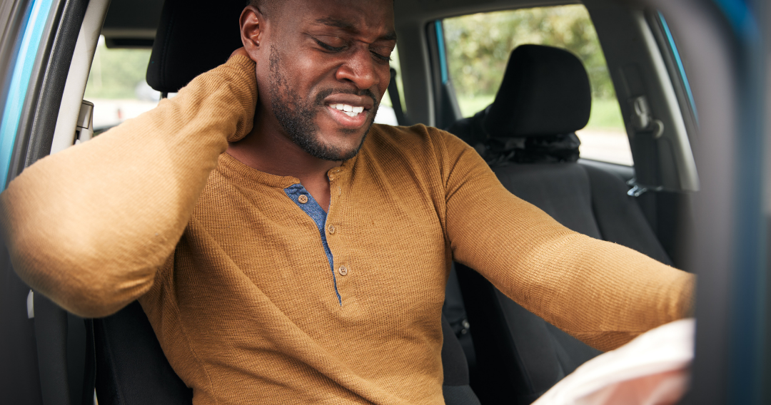 Been in a Car Accident? Time to see a Chiropractor.